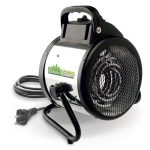 bio green pal palma basic electric fan heater for greenhouses