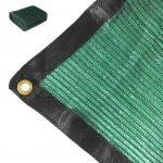 didaoffle 70 percent sunblock shade net uv-resistant 12x10