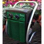dr infrared electric greenhouse heater 1500w