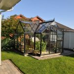 Junior Orangerie Glass Greenhouse