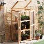 leisure season mini greenhouse