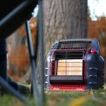 mr heater mh18b portable propane greenhouse heater