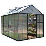 palram hg5616 glory greenhouse 8x16