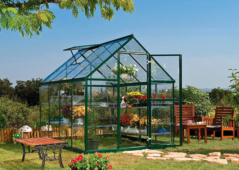 buying affordable cheap greenhouse palram