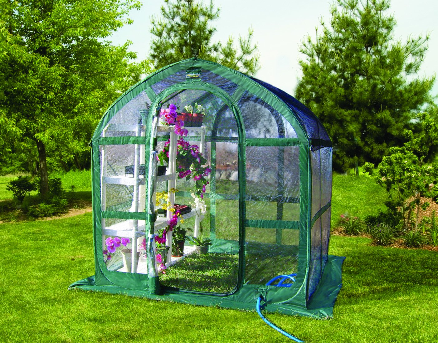 flower house fhsp300cl springhouse greenhouse clear
