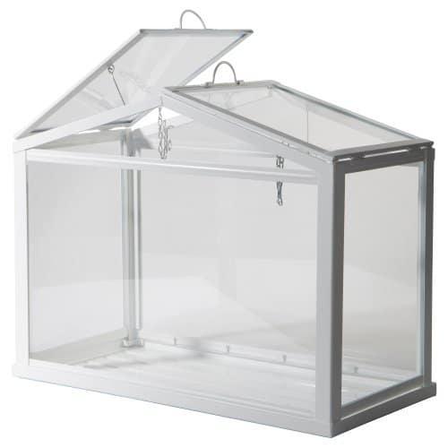 ikea greenhouse indoor outdoor white