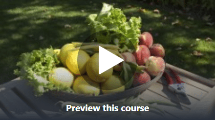 Vegetable Gardening [Online Course]
